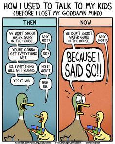 Fowl Language by Brian Gordon