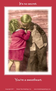 Sentimental thoughts from yours truly greeting card line at shade sentimental thoughts from yours truly greeting card line at coolfunnygifts m4hsunfo