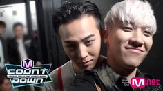 M COUNTDOWN'S TWITTER UPDATES (150507) [PHOTOS]    Big Bang backstage at M Countdown:
