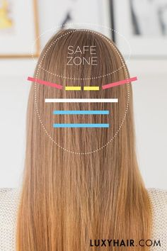 How To Blend Clip-In Luxy Hair Extensions With Thin Hair