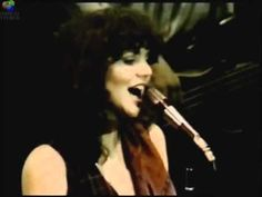 """Back in the day... Jun 13, 1975:  Linda Ronstadt has her first #1 hit on the country-music charts. """"I was a big fan of hers back then... not only could she sing but in my eyes gorgeous too.☺"""" When Will I Be Loved - Linda Ronstadt (Live).wmv"""