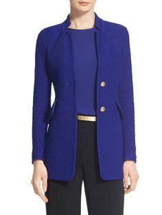 Newport Knit Jacket