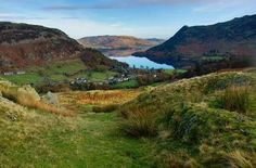 Glenridding, Ullswater, and Gowbarrow Fell from our walkhttp://www.walklakes.co.uk/walk_190.html