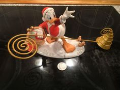 Fyrklövern Disney figur Kalle Anka ljussläckare