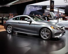 Athletic and sporty the vivid sensual design of the new C-Class Coupe cuts a fine figure on the road and embodies modern luxury.  Come to the Mercedes-Benz booth at @NAIASDetroit for a closer look at the all-new Mercedes-Benz C-Class Coupe.  #Mercedes #Benz #C300 #Coupe #NAIAS #NAIAS2016 #DetroitAutoShow #Instacar #carsofinstagram #germancars #luxury @NAIASDetroit