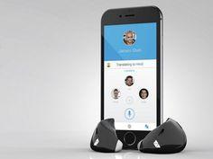 耳に装着すれば外国語を同時通訳してくれるイヤフォン「Pilot」はお手頃価格! | Techable(テッカブル)
