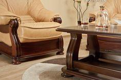 Set Canapea si fotoliu CASTELANII si masuta cafea ANETA   #Mobila Decor, Side Table, Table, Furniture, Home Decor
