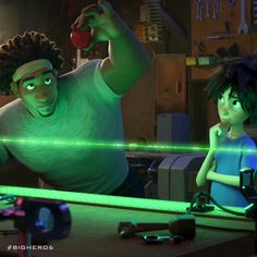 Visit the official Big Hero 6 website to watch trailers, read the synopsis, meet the characters, browse photos, play games, download media, and more! http://movies.disney.com/big-hero-6/?cmp=wdsmp_bh6_url_dcomBigHero6