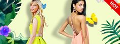 Amazing Sale Dresses Blues  on low prices from Lightinthebox.com using coupon and promo codes.