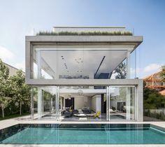 Galeria de Um Corte Concreto / Pitsou Kedem Architects - 37