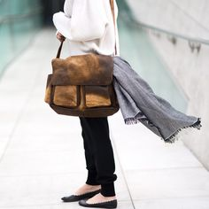 Jamah | The Nanny | One of our all time favorites |  #fashion #style #gorgeous #purse #travel