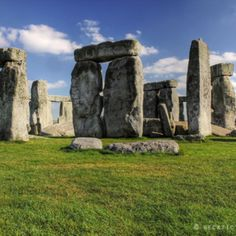 We set off to find the famous ancient stone circle and we suddenly found it. - Here is Stonehenge In Photos. Visit England, Stonehenge, Suddenly, Wander, Sheep, Mount Rushmore, This Is Us, Photographs, Mountains