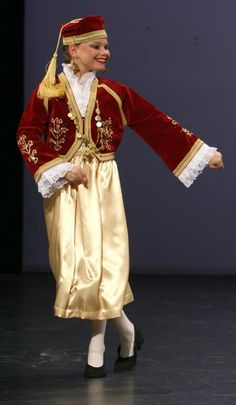 traditional greek costume - Google Search