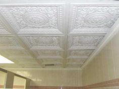 Drop Ceiling Decorative Tiles Diy Drop In And Glue Up Plastic Faux Tin Ceiling Tiles Model