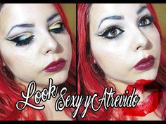 LOOK SEXY Y ATREVIDO | Tutorial