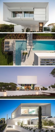 QL House by Visioarq Arquitectos in Faro, Portugal