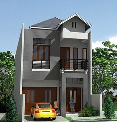 770+ Gambar Rumah Warna Grey HD