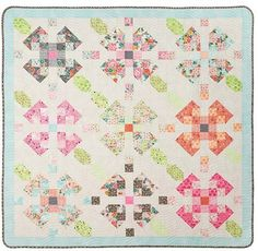 Primerose Square Quilt Kit | Keepsake Quilting