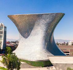 Museo Soumaya, en México