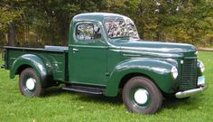 1956 international pickup | 1946 INTERNATIONAL HARVESTER PICK-UP TRUCK SIMILAR TO THE ONE MY ...