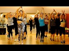 Zumba Dance Workout For Beginners Step By Step With Music | Soy Yo | Zumba Fitness | Just New - YouTube