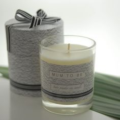 Baby Powder Soy Candle | NOOKROAD AUD $39.95