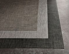 Chilewich Basketweave Mats - New - Solid Rugs - Rugs - Room & Board