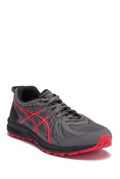 569e5eb896a8d Image of ASICS Frequent Trail 4E Running Sneaker Trail