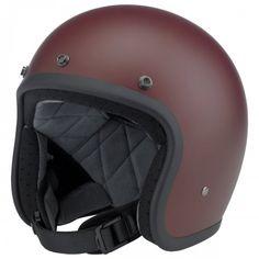 Biltwell Bonanza Flat Helmet