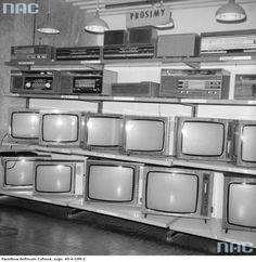 Gdy wstecz spoglądam... Box Tv, Poland, Retro, Historia, Nostalgia, Retro Illustration