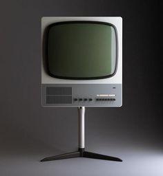 TV Design by Dieter Rams, 1964