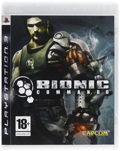 Bionic Commando   playstation 3  PS3