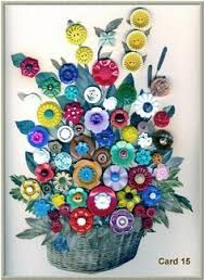 buttons craft - Google Search