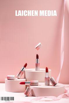 电商摄影   口红   来辰传媒 摄影 产品 来辰传媒 - 原创作品 - 站酷 (ZCOOL) Cosmetic Display, Cosmetic Design, Beauty Photography, Creative Photography, Product Photography, Advertising Photography, Commercial Photography, Sephora, Cosmetic Packaging