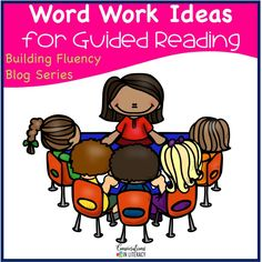 These phonics and word work decoding activities for guided reading will help students build better fluency which then improves their comprehension. Guided Reading Activities, Fluency Activities, Fun Classroom Activities, Sight Word Activities, Reading Resources, Classroom Themes, Reading Intervention, Reading Response, Common Core Curriculum