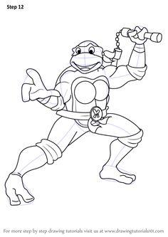 teenage mutant ninja turtles ausmalbilder 40 | ausmalbilder schildkröte, ausmalbilder