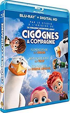 Cigognes & Compagnie [Blu-ray]