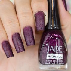Esmaltes Sand's Collection – Jade  |   Andreza Goulart!