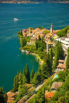 Varenna, Lago de Como, Italy
