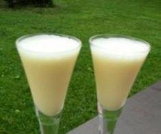 """Weiße Sau"" Likör (Pfirsich + Maracuja)"