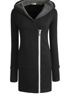 Stylish Plus COM Offers Cheap High Quality  Long Sleeve   Hoody [6763BEA54966] with High Quality and Wholesale price US$14.95