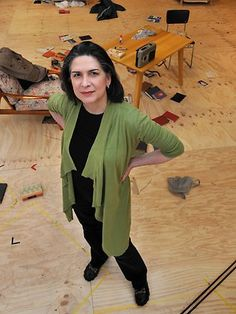 Actor Pamela Rabe back in the director's chair for the next MTC play