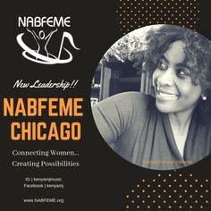 NABFEME welcomes singer, songwriter, consultant Kenya McGuire Johnson to the organization's management team. Kenya will serve as the Network Leader for NABFEME Chicago! Professional Goals, National Association, Kenya, Equality, Leadership, Chicago, Management, Singer, Wedding Ring