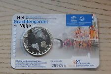 PAYS-BAS 2012 Coincard 5 EURO GRACHTENGORDEL- Nederlands