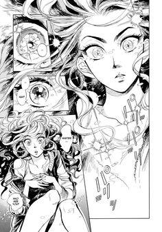 Ran to Haiiro no Sekai Manga Manga Drawing, Manga Art, Manga Anime, Manga Cover, Art Adventure Time, Art Sketches, Art Drawings, Art Vampire, Character Art