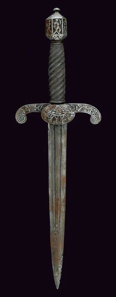 European Dagger.      Dated: 19th century. Copyright © 2013 Czerny's International Auction House S.R.L.