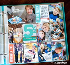 """Love the """"Remember This"""" card with teh photo in the place of journaling.  Susan Weinroth"""