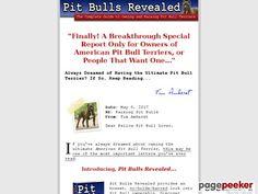 (adsbygoogle = window.adsbygoogle || []).push();     (adsbygoogle = window.adsbygoogle || []).push();  American Pit Bull Terrier Dog Breed Guide | Training Pitbull Puppies | Raising Pitbulls    http://www.pitbullsrevealed.com/ review     (adsbygoogle = window.adsbygoogle ||...