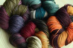 Love these colours!  sweetgeorgia