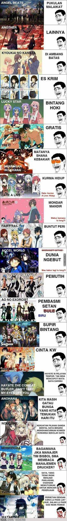 judul anime kalau diartikan di bahasa indonesia #repost